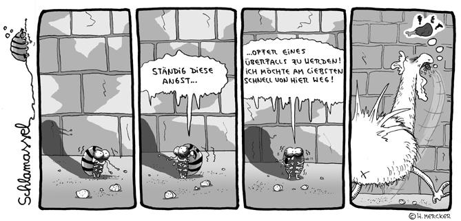"Comic ""Schlamassel Nr. 28"""