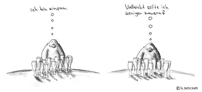 "Comic Tagträumer Nr. 19 ""Mauern"""