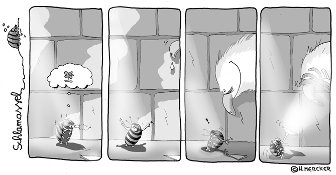 "Comic ""Schlamassel Nr. 20"""