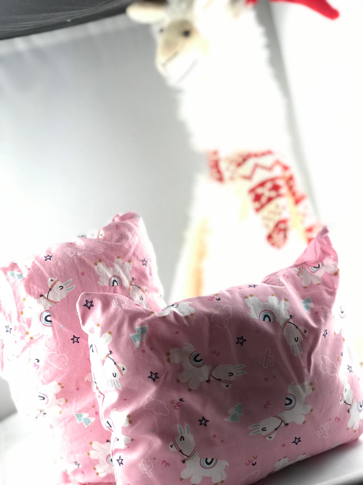Kinderkissen mit Füllwatte