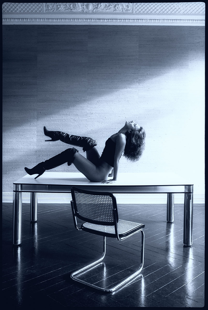 Columbo Tisch, 1979