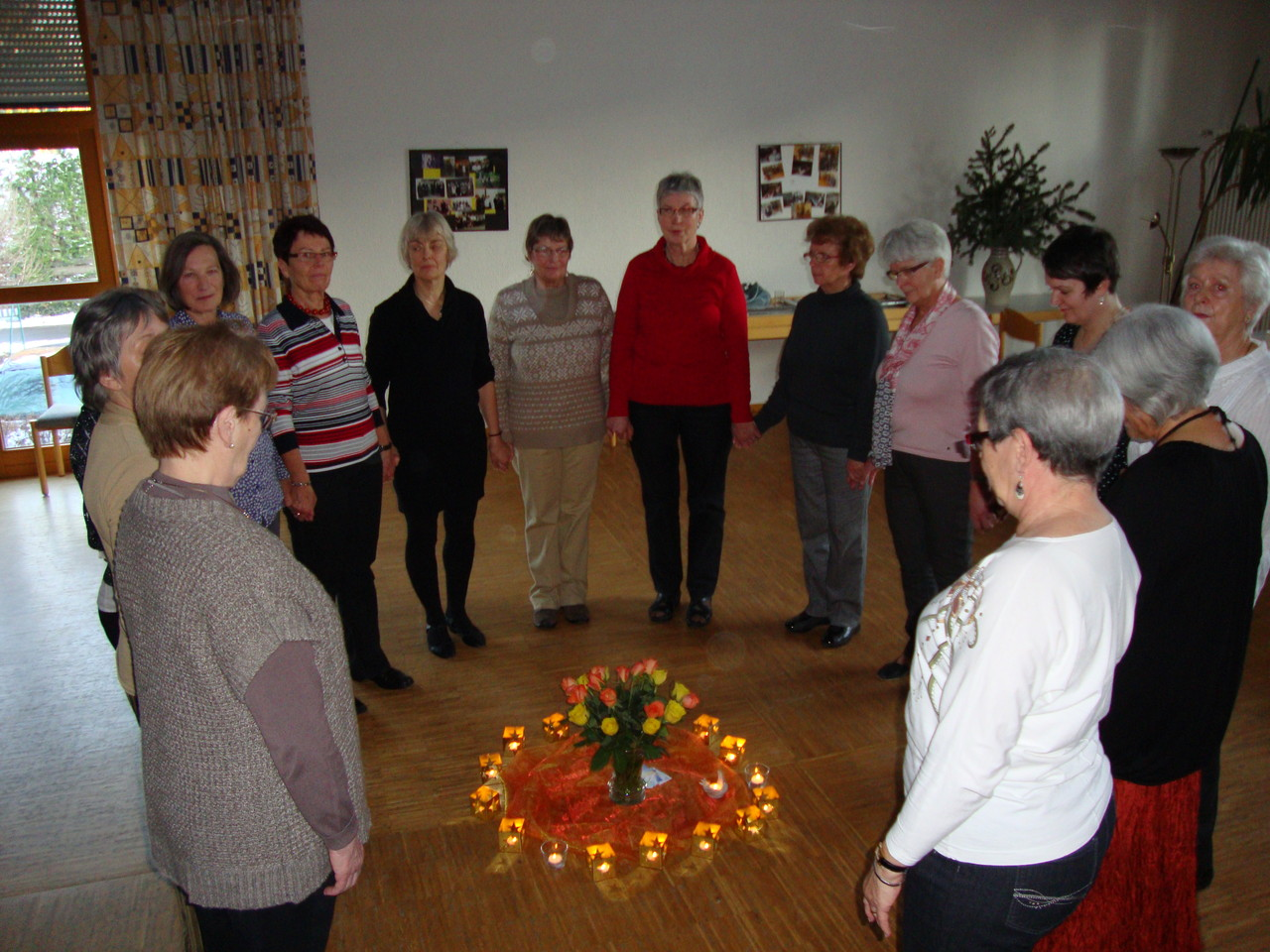 Meditativer Tanz - Evangelische Kirchengemeinde Wadern-Losheim
