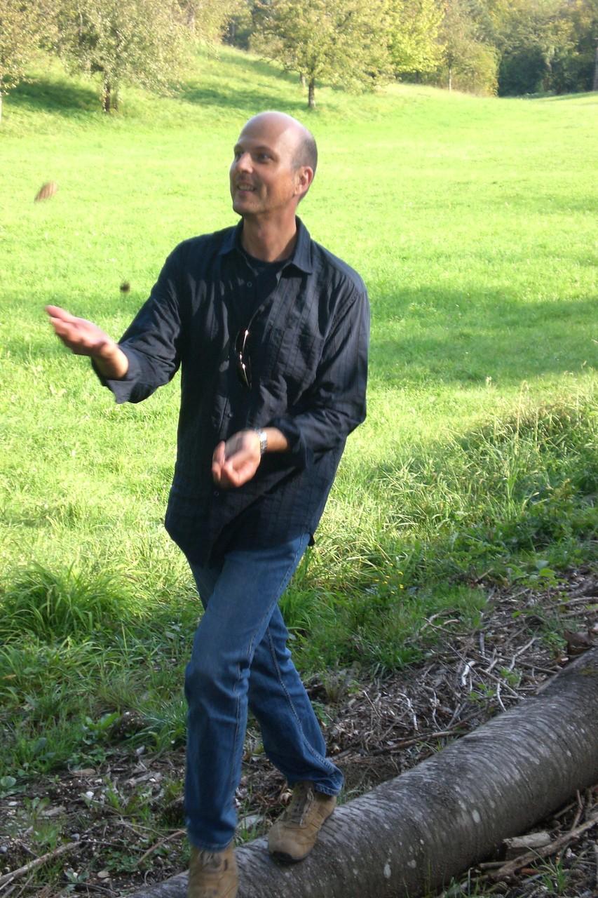 Wer mit Herausforderungen jonglieren muss.....sollte jonglieren können!