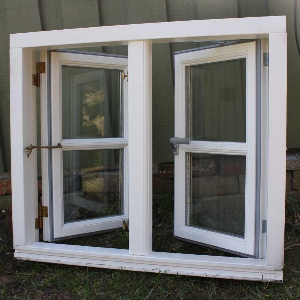 Fenster- und Türen aus natürlichen Baustoffen