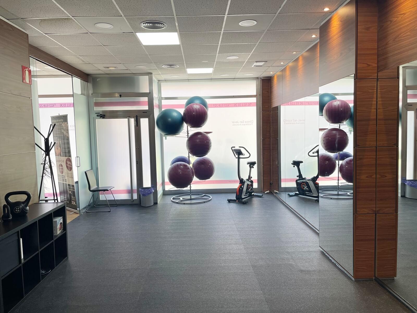Pilates en Carabanchel