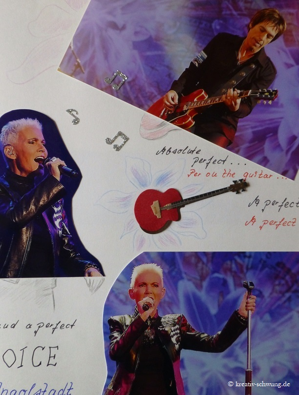 Fotos privat: Roxette in Ingolstadt 2011
