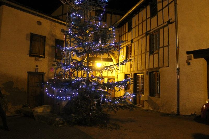 Place du Pilori, 8 décembre