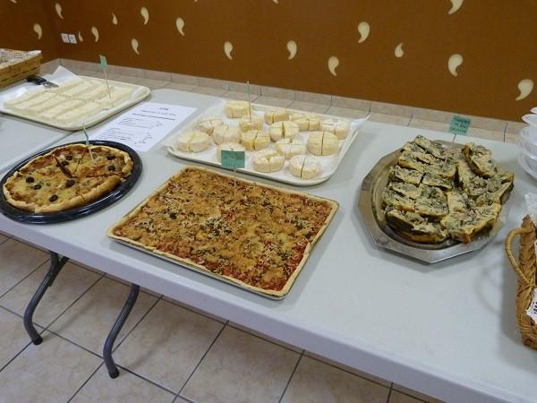 Tartes et gâteaux faits maison
