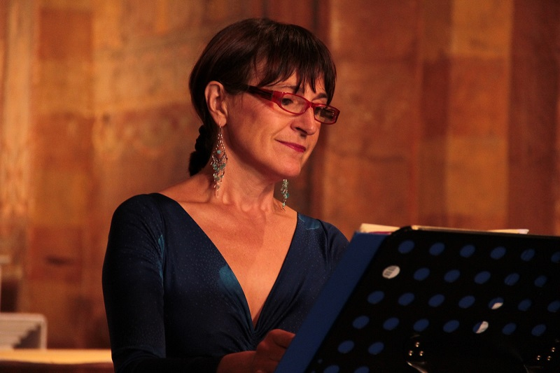 Pascale Prevosto, mezzo soprano