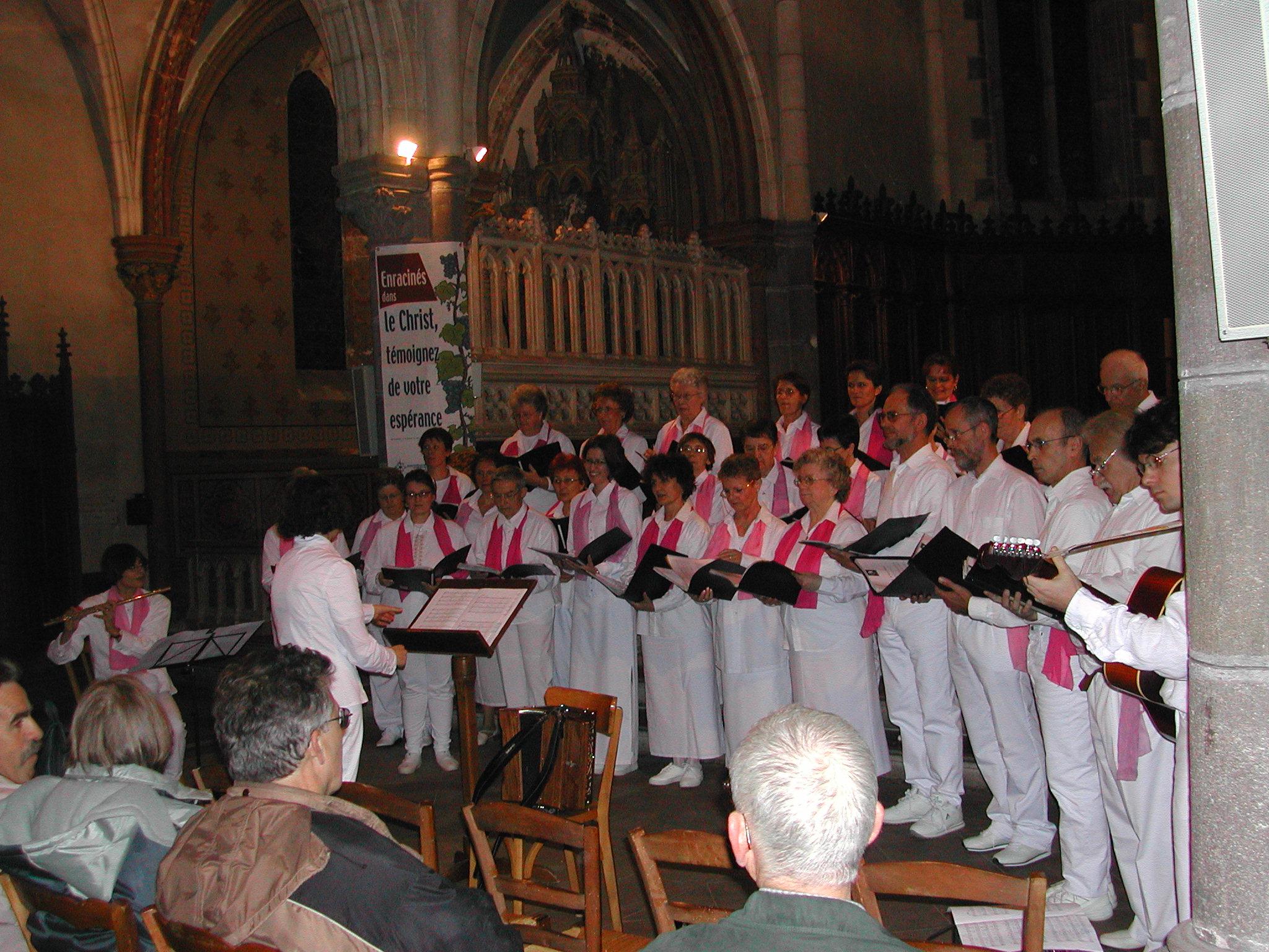 Chorale de Civens