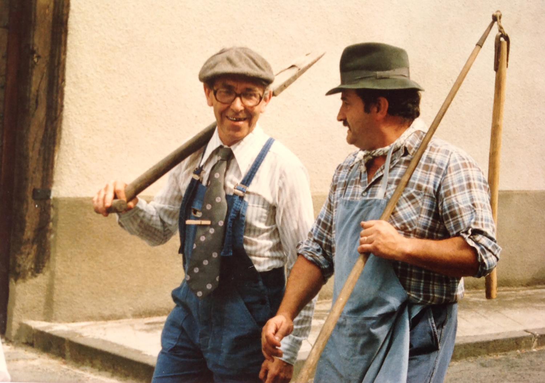 René Berchoud et Raymond Vial