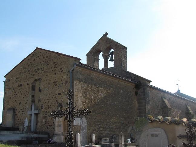 La chapelle du XIIe siècle