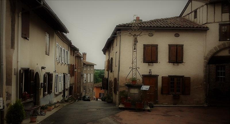 Place du PilorI et rue des oeufs