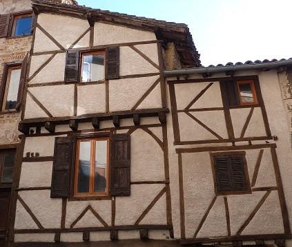 Une maison à colombage 2