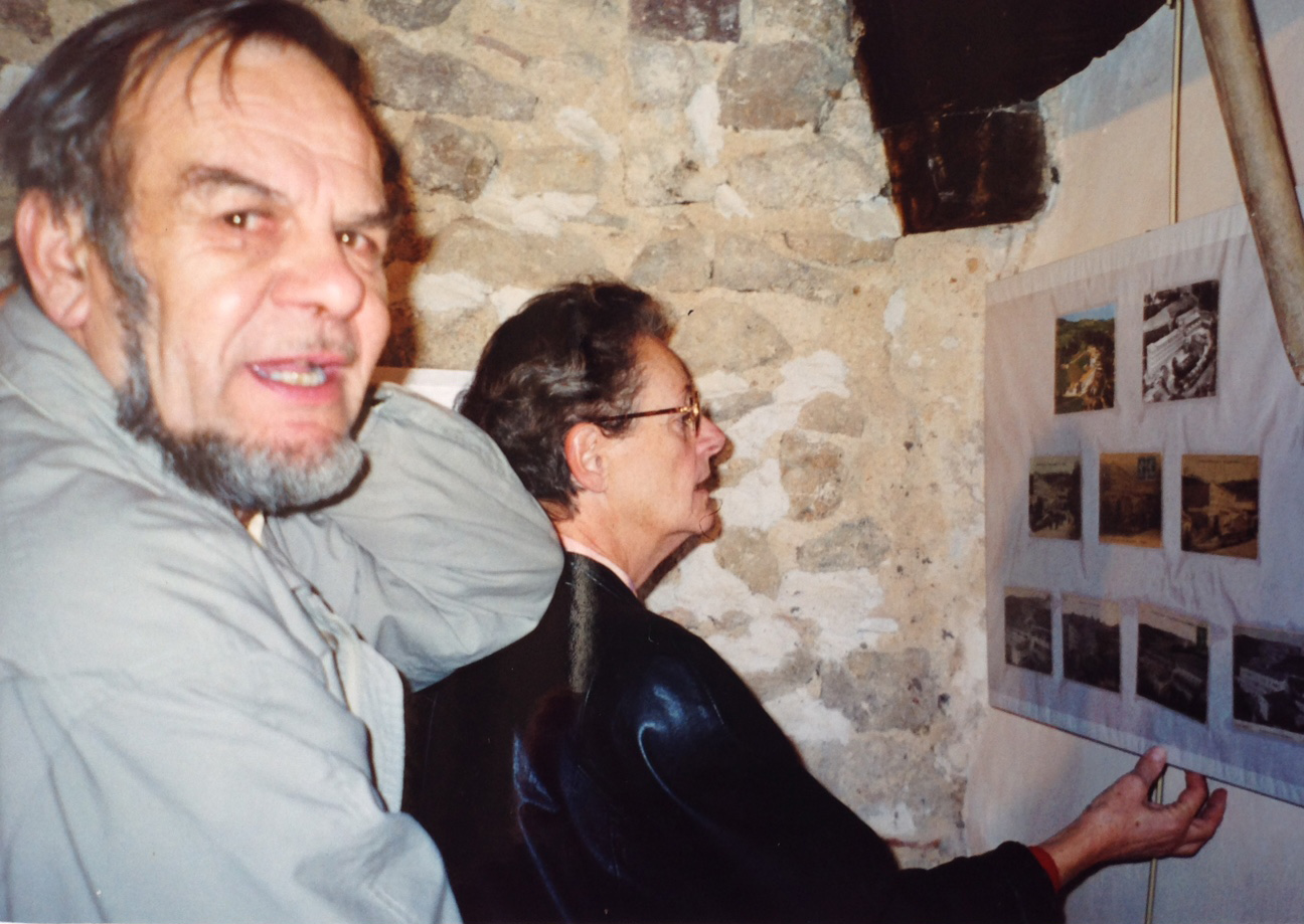 Mr Poncet, correspondant de presse