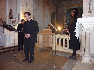 "Ricardo Ceitil et l' ""Intesa Musicale"""