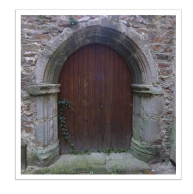 Dernier vestige de l'ancienne église