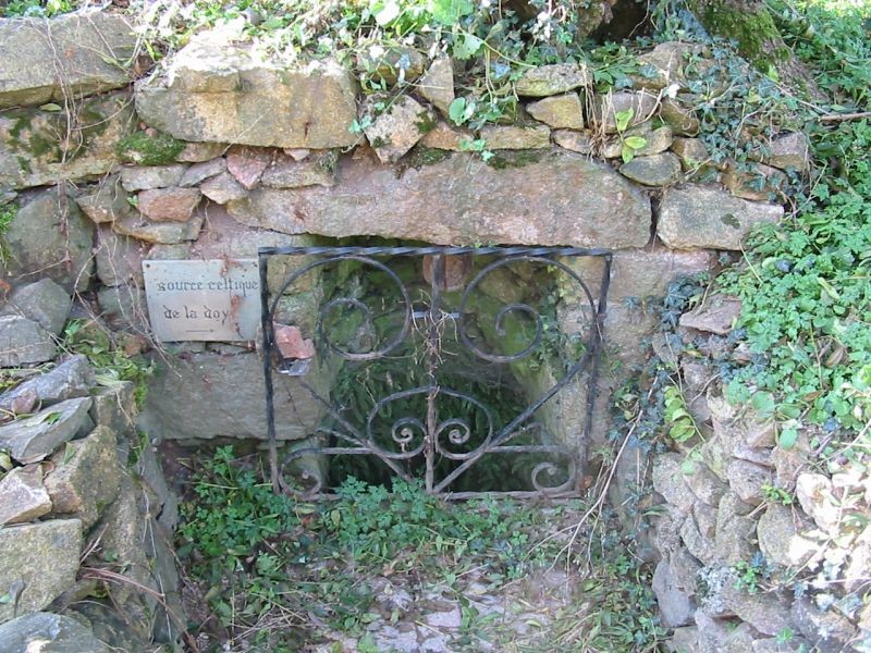 La source de la Doye
