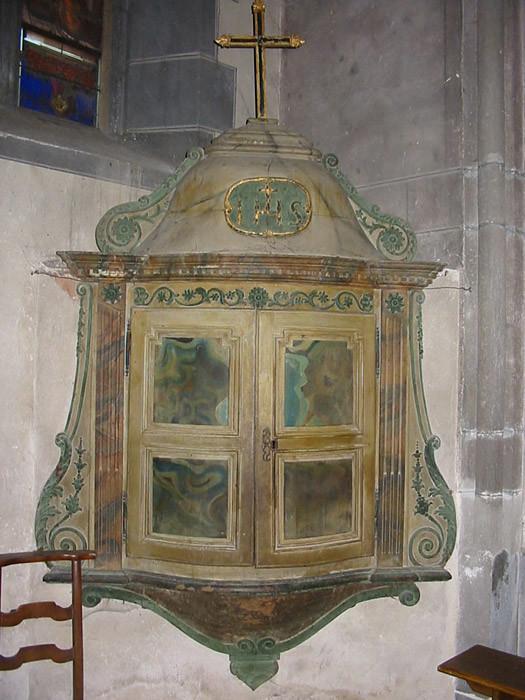 Baptistère (église)
