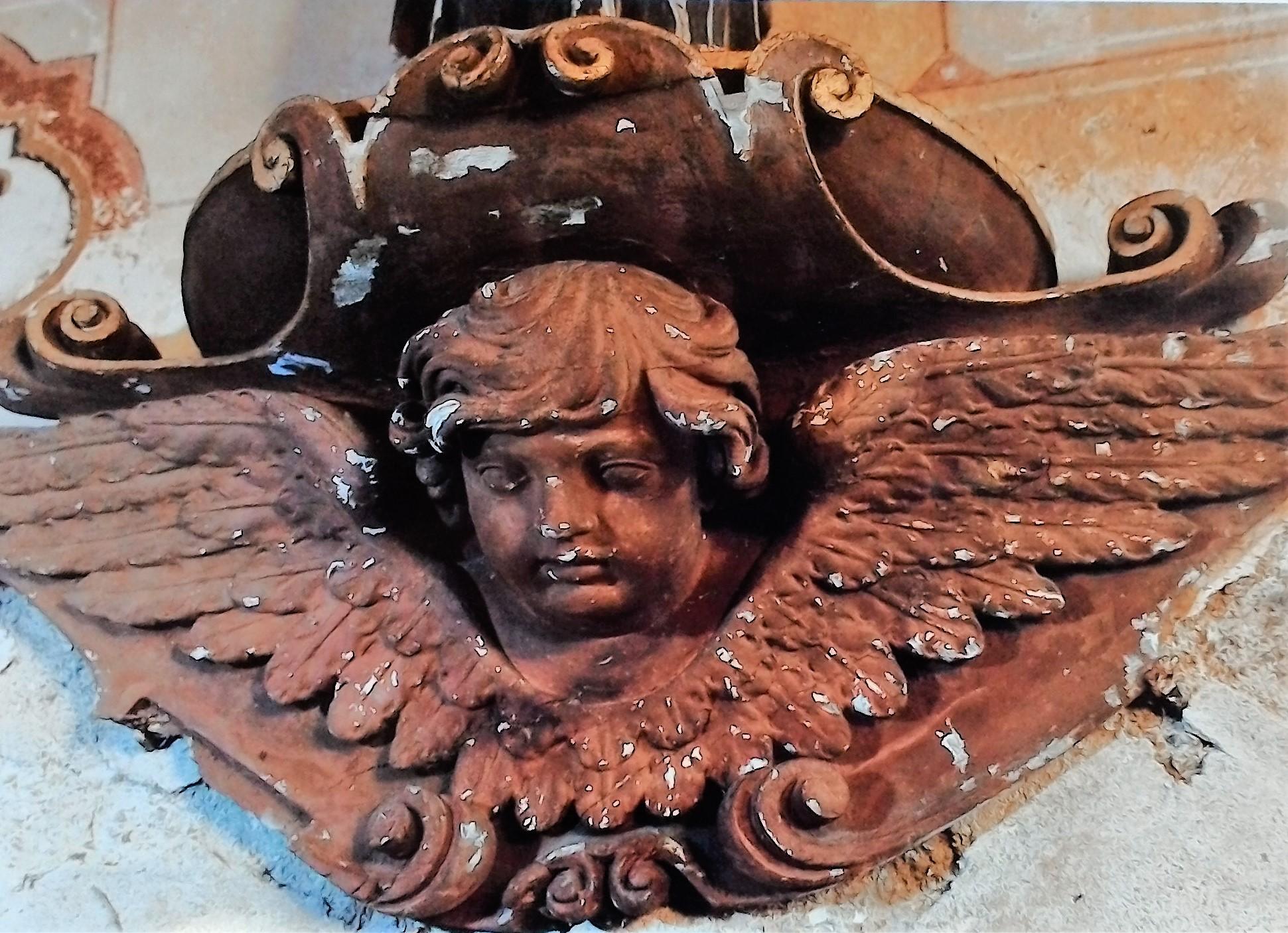 Un ange - Chapelle