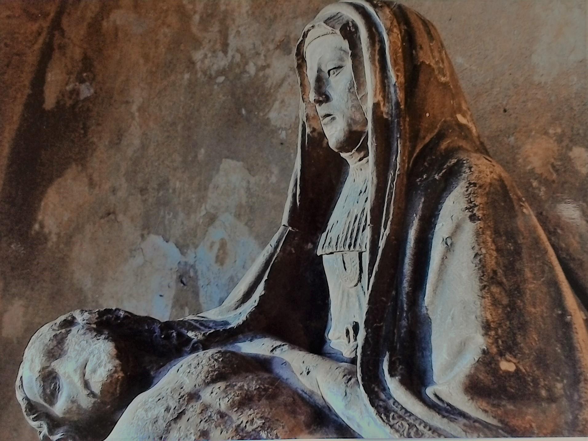 Pietà (XVIe)-Chapelle