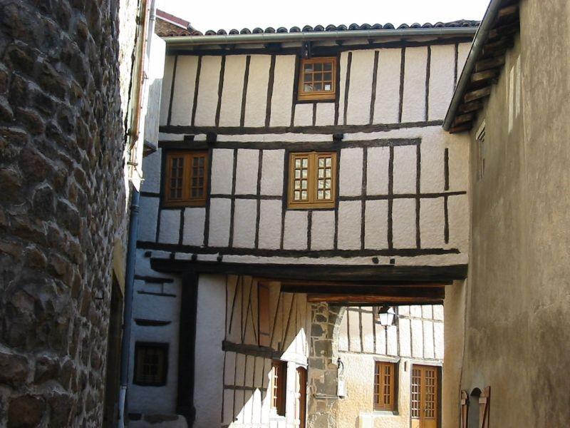 Porte place du Pilori (verso)