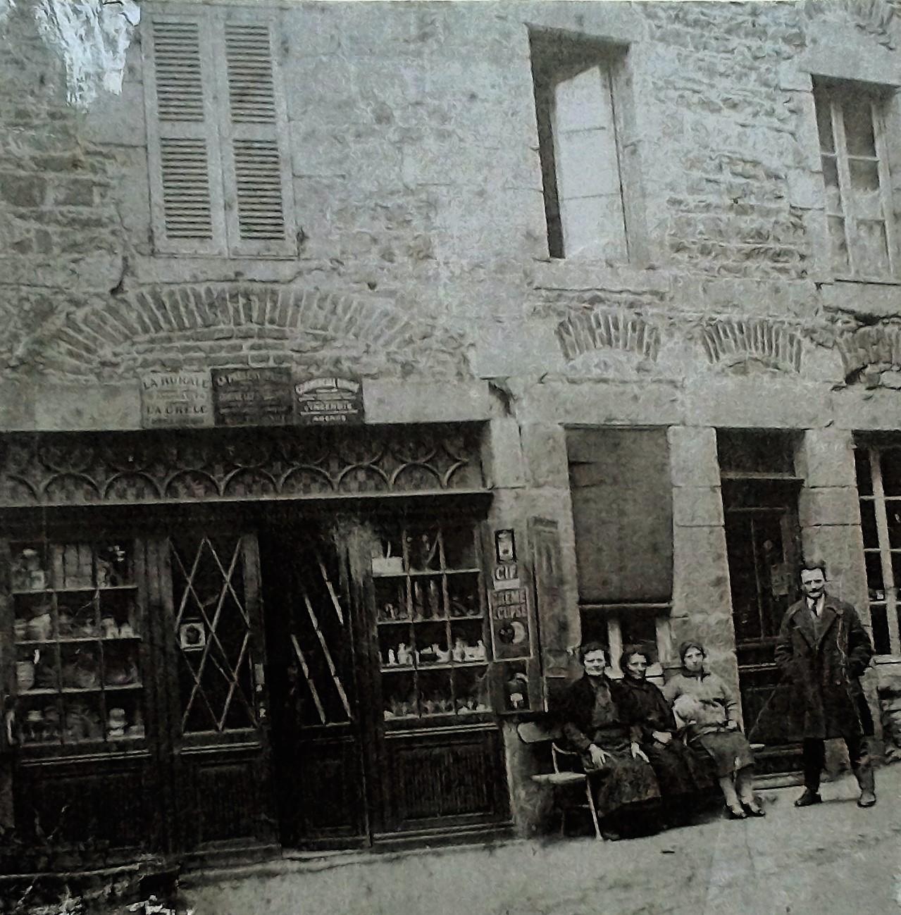 Rue de la Magna Porta