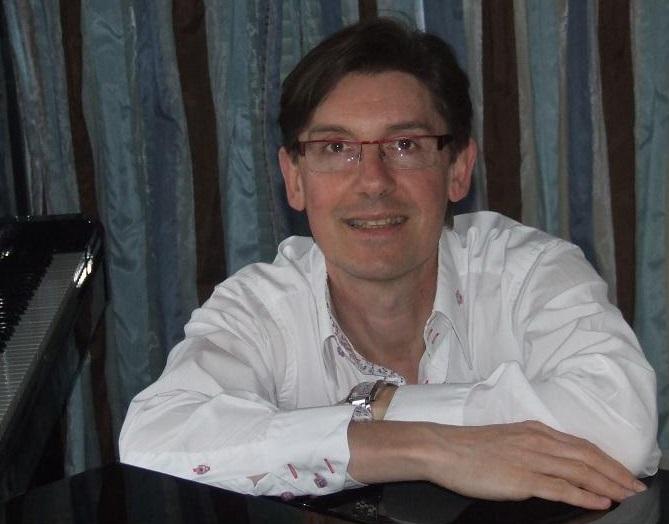 Pascal Macaudière, piano