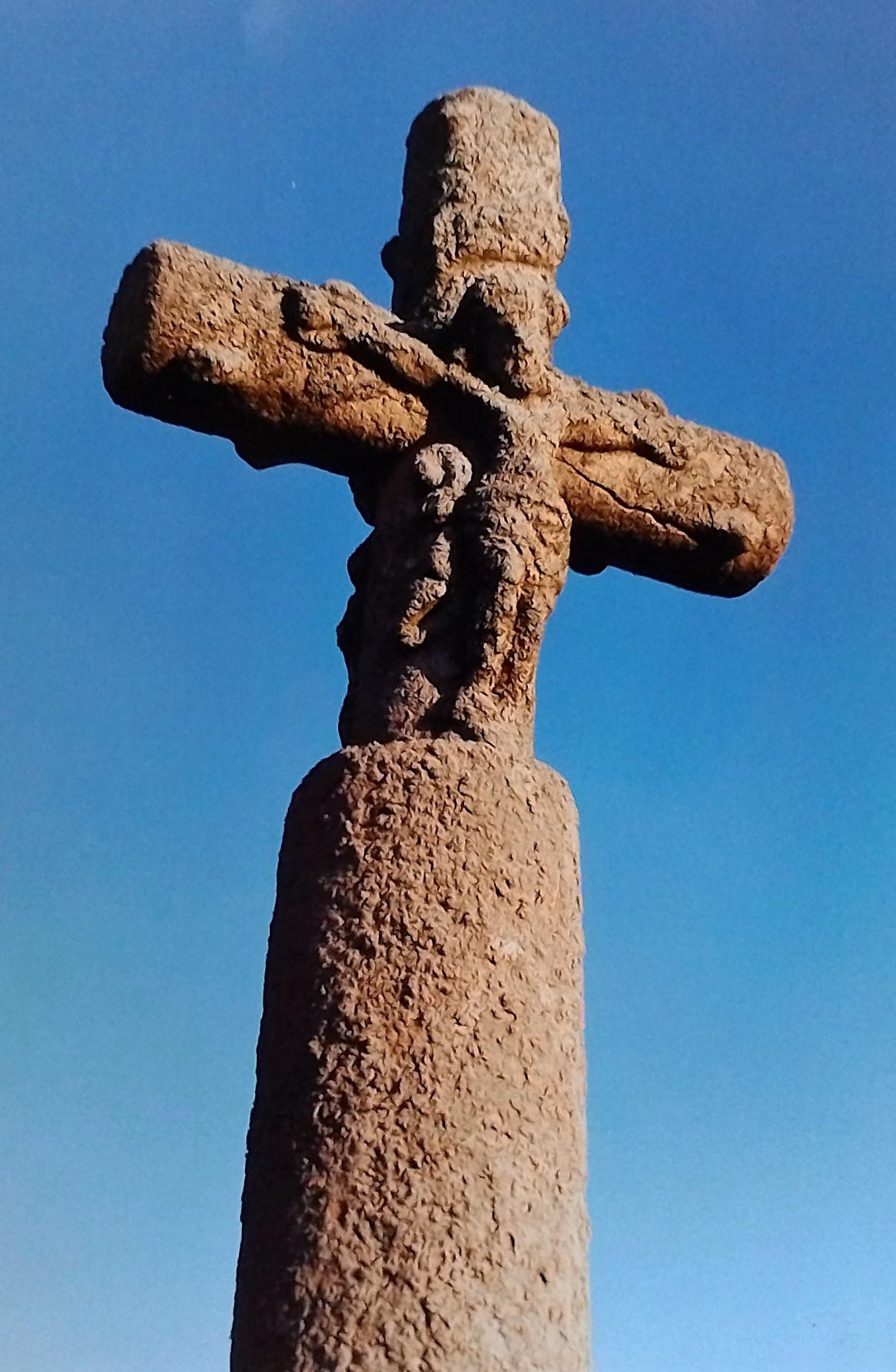 Croix - lieu-dit La Chapelle