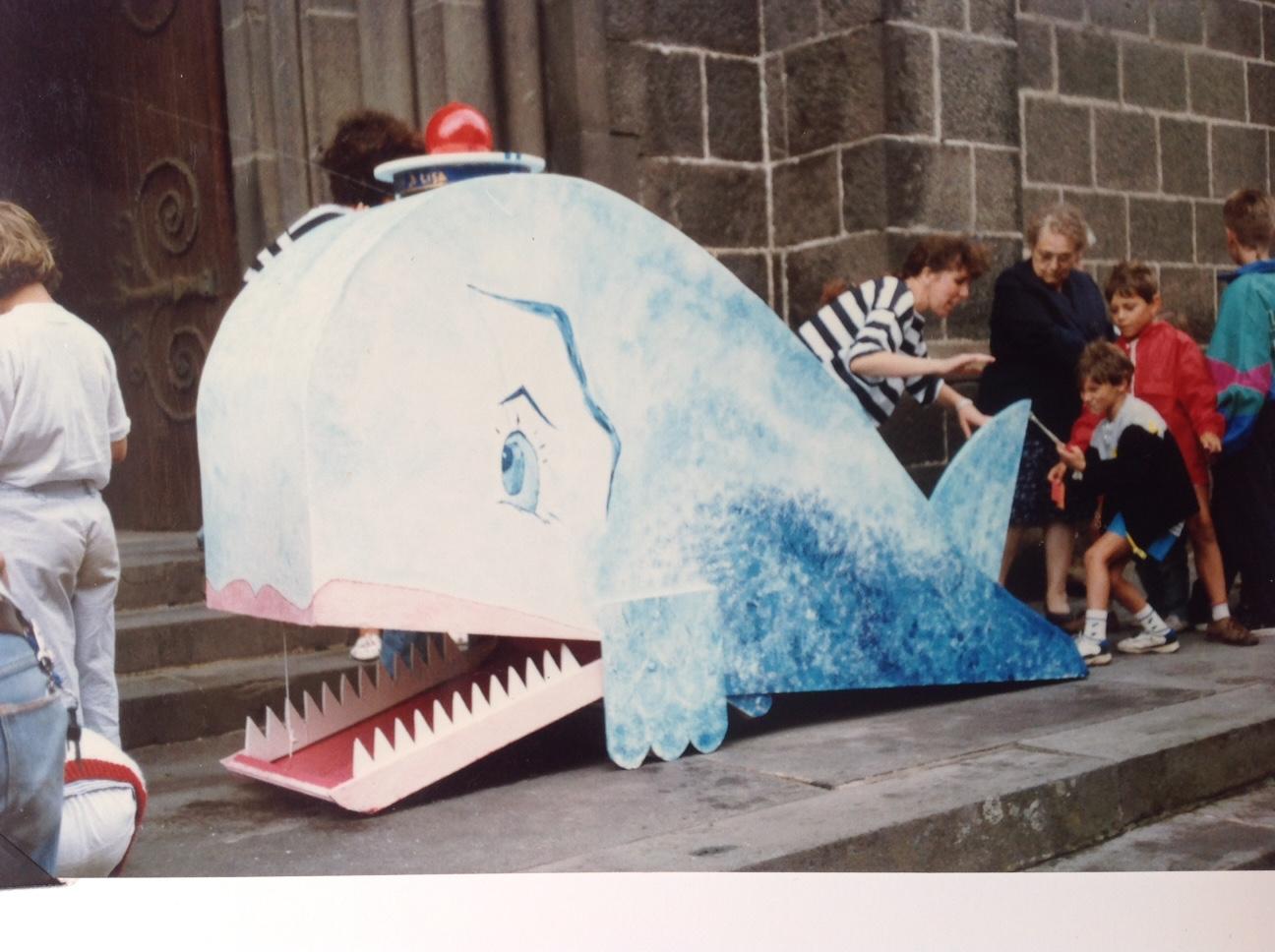 Le jeu de la baleine