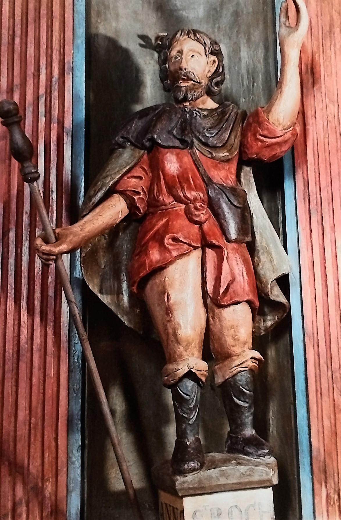 St Roch - Chapelle