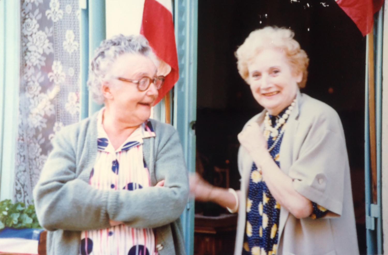 Jeanne et Germaine