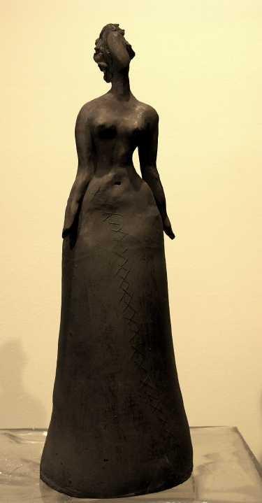 Femme noire - CB