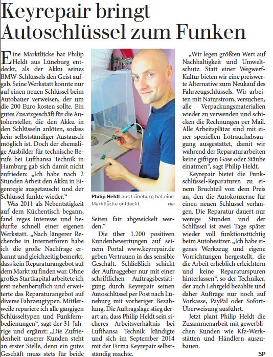 Zeitung: Nord Wirtschaft, Ausgabe April/Mai 2016, Seite 11