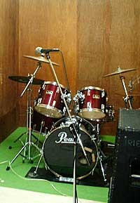 練習用スタジオ