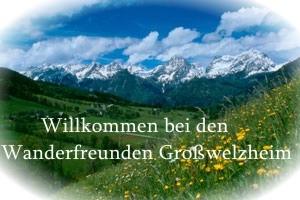 Wanerfreunde Großwelzheim