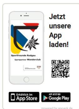 08.05.2021 APP Sportfreunde Rodgau UND Wanderclub LIVE
