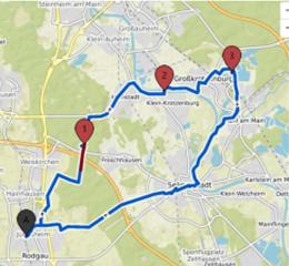 "20.6.2021 2. Familenradtour ""Nordschleife"""