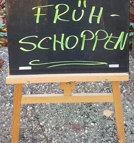 28.08.2021 Babbel-Sonntags-Frühschoppen