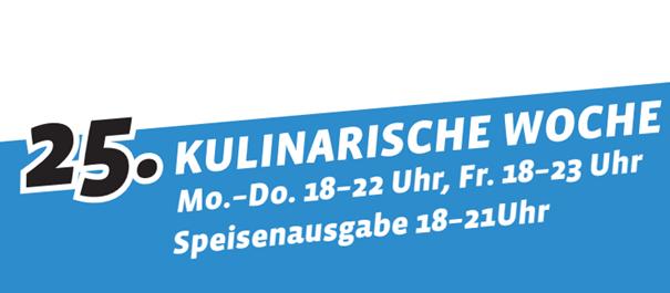 25.8.2021 Kulinarische Woche Sportfreunde
