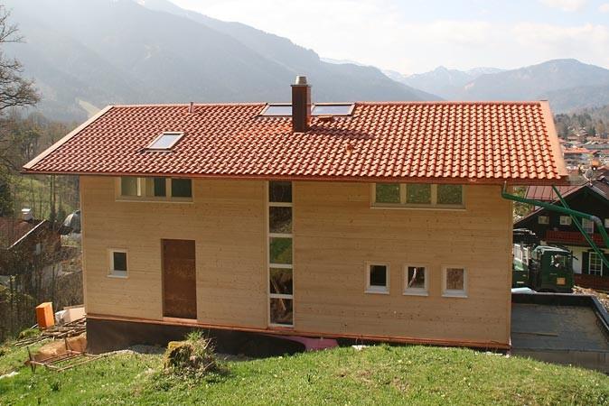 Einfamilienwohnhaus Tegernsee 2010