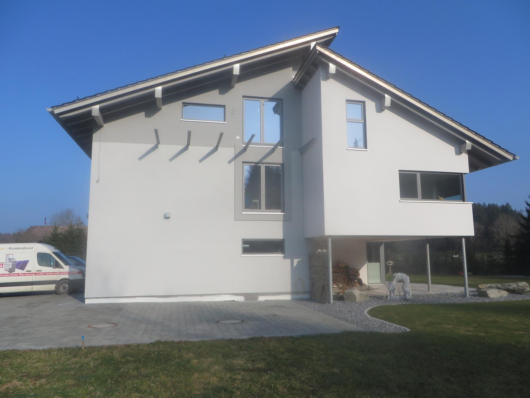 Wohn- und Gewerbebau, Waakirchen-Krottenthal