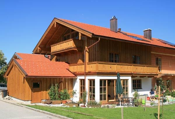 Einfamilienwohnhaus Waakirchen 2006