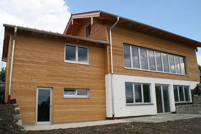 Einfamilienwohnhaus Waakirchen 2011