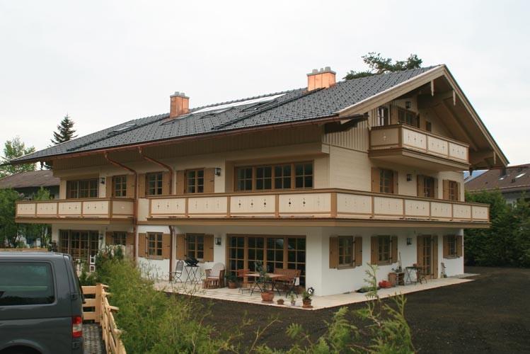 Mehrfamilienhaus in Rottach-Egern