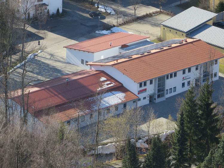Feuerwehr + BRK-Zentrum Bad Wiessee