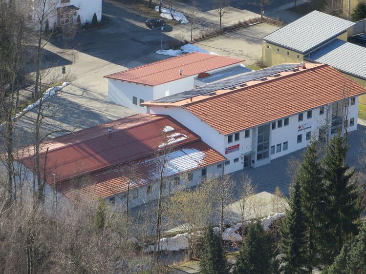 Feuerwehr + BRK-Zentrum | Bad Wiessee