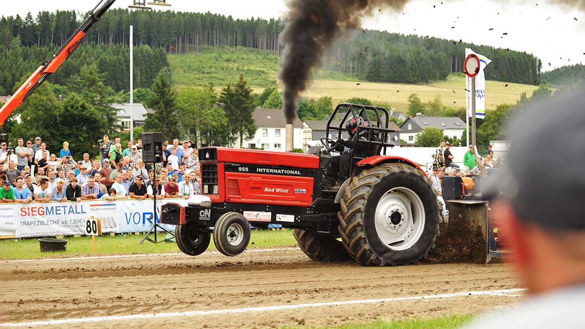 Tractor-Pulling – Full Pull für Motorsportfreunde in Berghausen