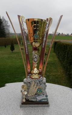 Pokal Platz 1