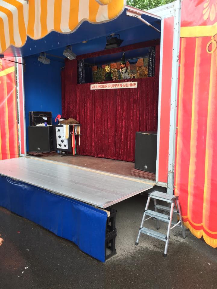 Kaspertheater, Kasperletheater, Puppentheater, begeistert in Heilbronn, Karlsruhe, Pforzheim,